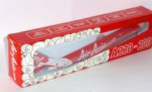 Airbus A330-300 Air Asia X Malaysia Risesoon Skymarks Collectors Model 1:200